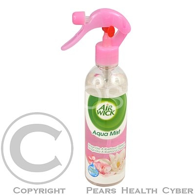 AIRWICK AQUA mist spray 345ml magnolie/tresen